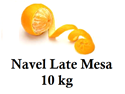 Picture of Table Navel Lane Late Box 10 Kg