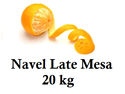Picture of Table Navel Lane Late Box  20 Kg