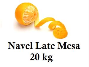 Imagen de Navel Lane de Mesa 20kg