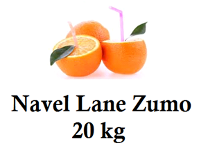 Imagen de Navel Lane Zumo 20 Kg