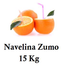 Imagen de Navelina de Zumo 15 Kg